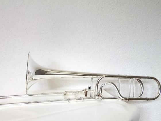 Trombone Tenor Willson Mod. 411TAW silver plated