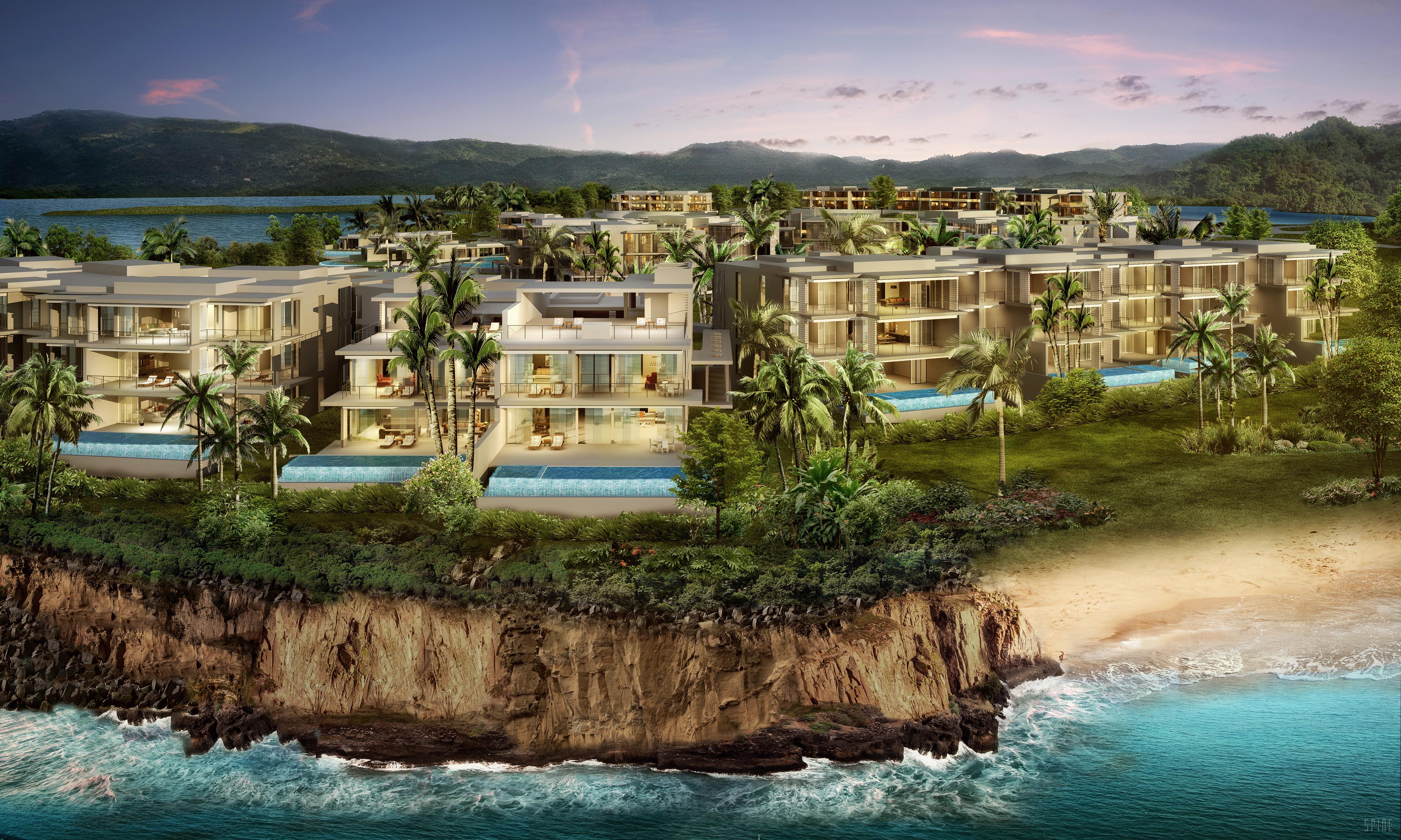 Pacific Ocean Residences