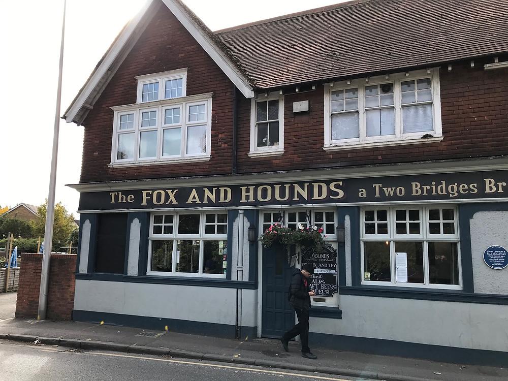 Fox and Hounds Caversham
