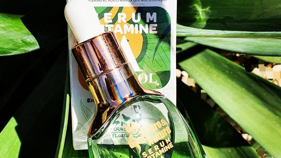 Sérum Vitamine A Retinol Enrichi à l'huile de moringa