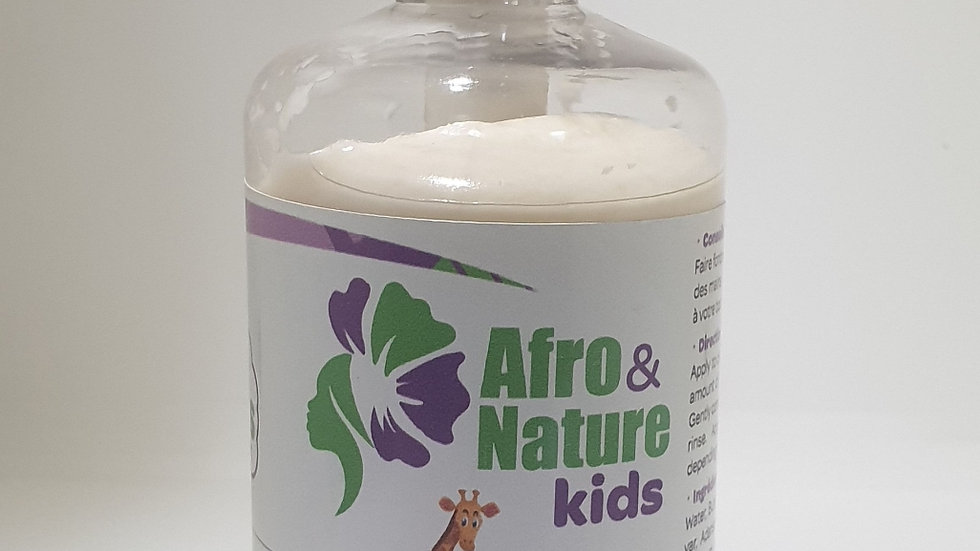 Smoothie Hydratant Cheveux bébé et maman 120ml/ Moisturising hair smoothie baby