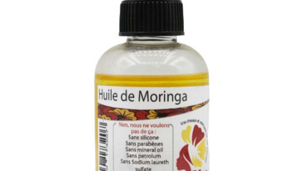 Huile de Moringa ou nebeday / Moringa seed oil
