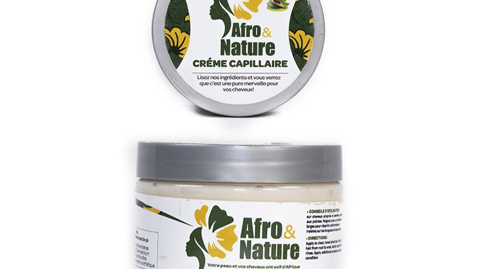 Hair cream with avocado butter PM