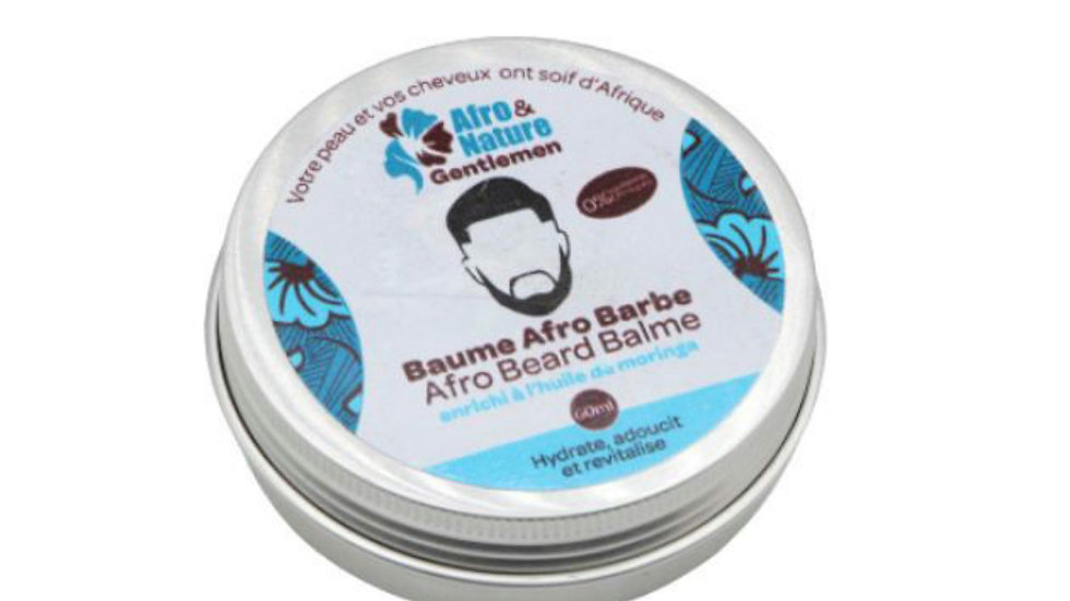 Baume afro barbe