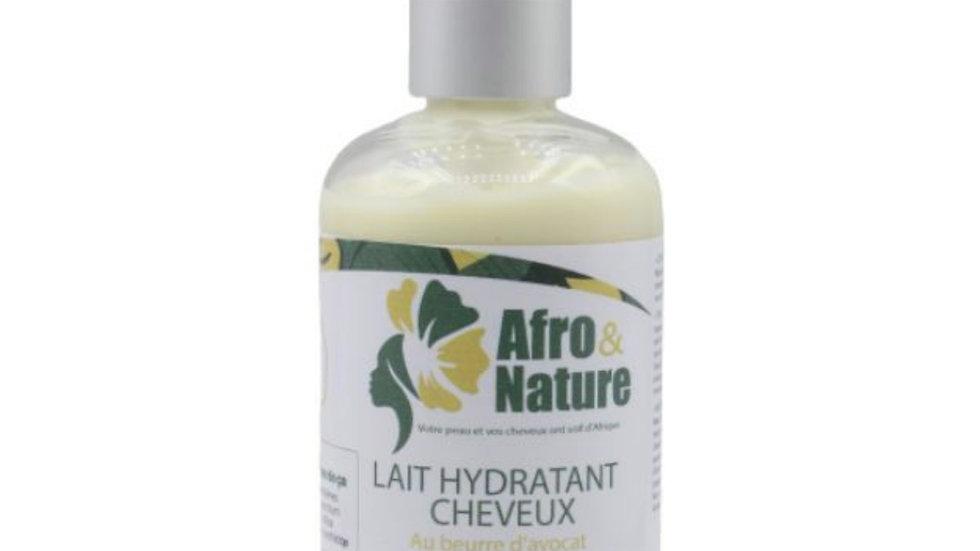 Moisturizing Hair lotion Avocado