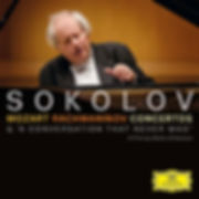 Grigory Sokolov CD & DVD