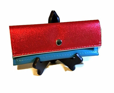 Ladies Wallet - Two Toned