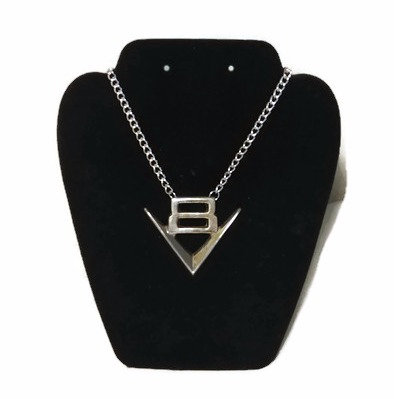 V8 Emblem Necklace