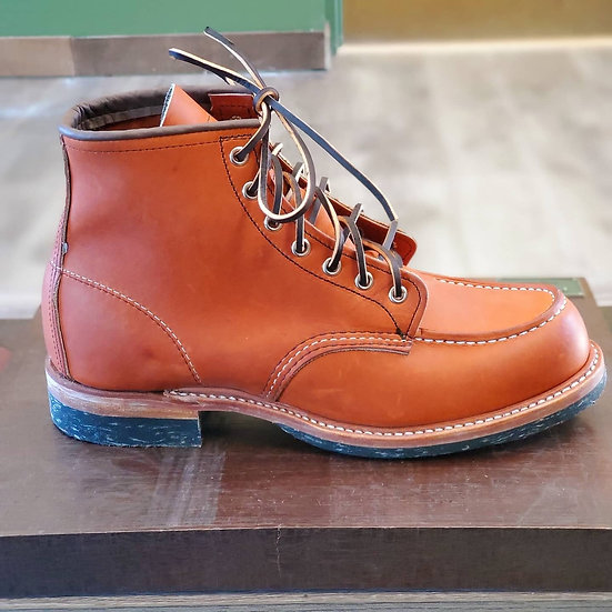 Red Wing Custom 875 Raw Cord Sole