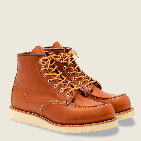 Red Wing Classic Moc - 875 - Oro Legacy Leather