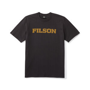 Filson S/S OUTFITTER T-SHIRT Black