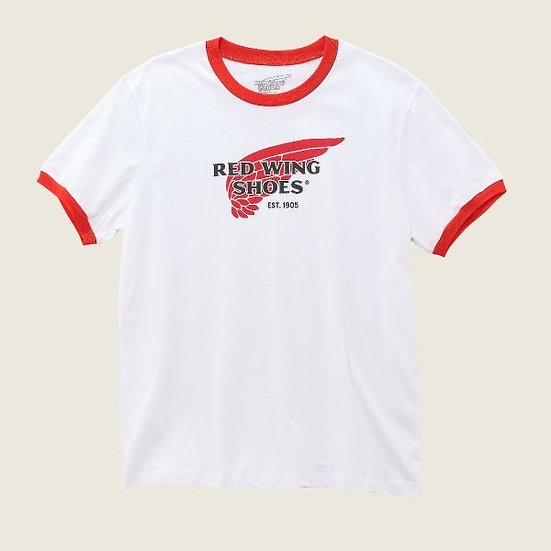 Red Wing Ringer Tee