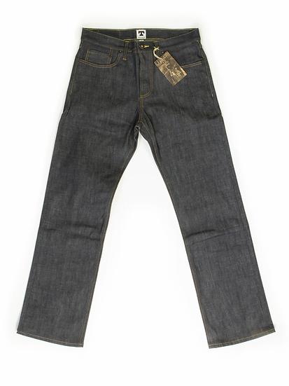 ANKARA Straight Leg Selvedge Jeans