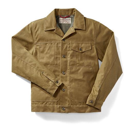 Filson Tin Cloth Short Lined Cruiser