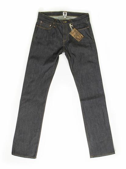 JOHN GRAHAM MELLOR Slim Straight Selvedge Jeans