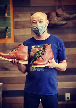 Boot Resole Course