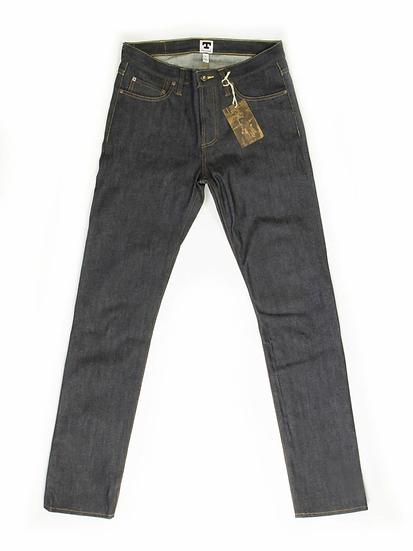 ELGIN Mid Rise Slim Tapered Selvedge Jeans
