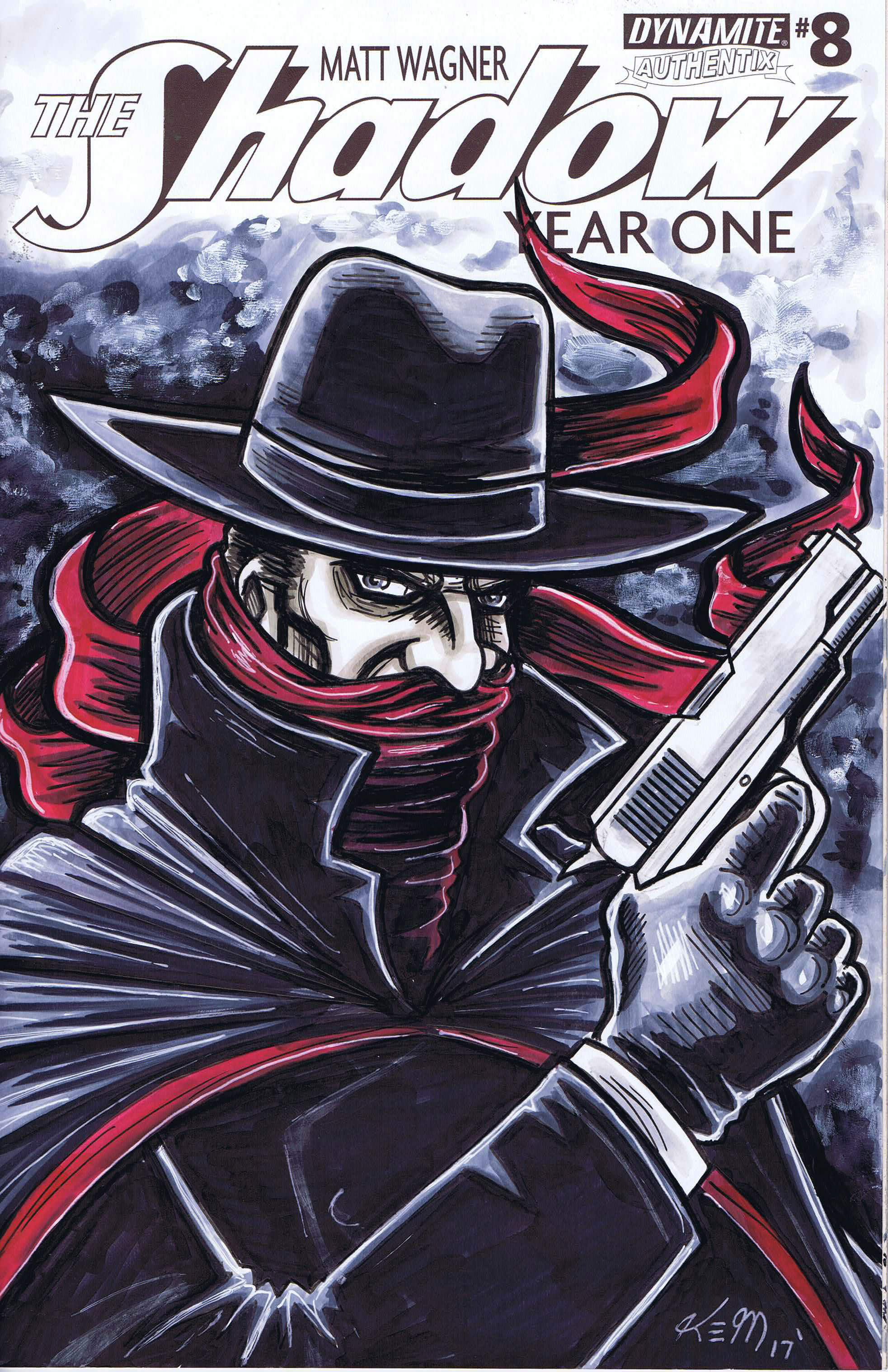 shadow sketch cover
