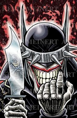 batman who laughs wolverine