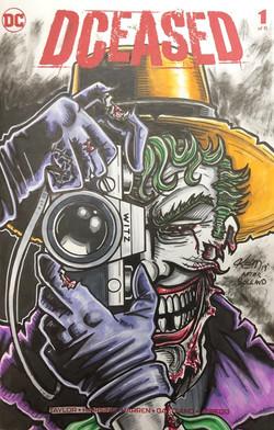 joker killing