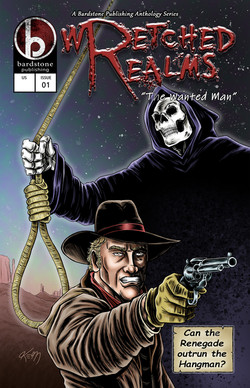 WRETCHED REALMS #1 COVER