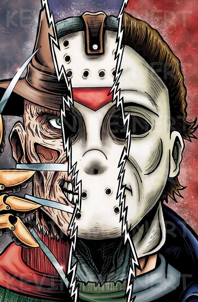 freddy jason mike
