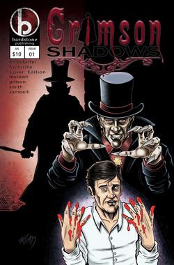 CRIMSON SHADOWS #1 COVER