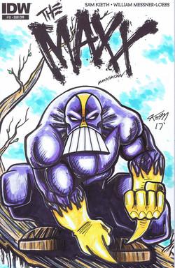 maxx sketch cover