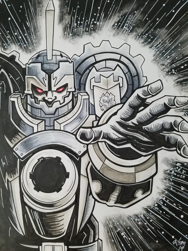 Power Rangers Tankjoh (Ryusoulger)