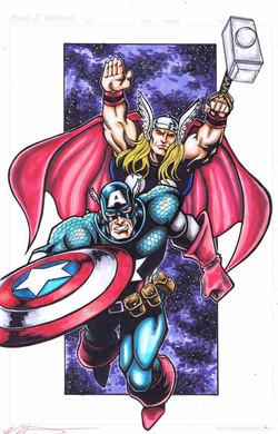 cap thor commission