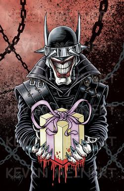 batman who laughs box
