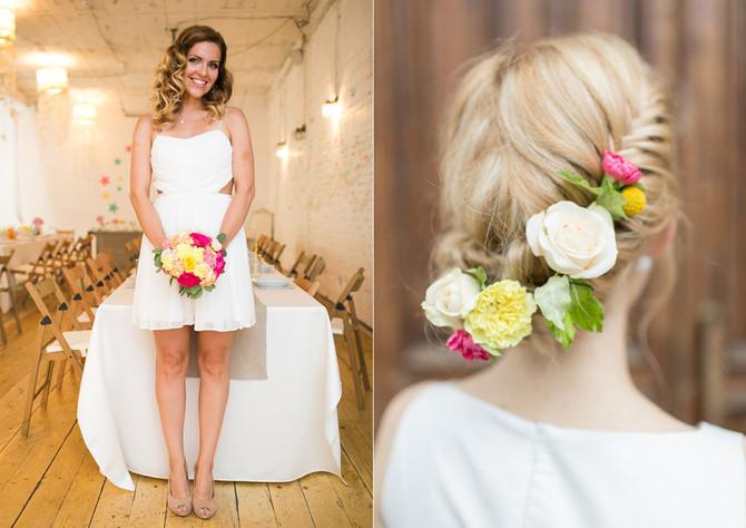 Гвоздика - самый свадебный цветок!