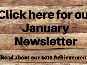 January Newsletter & Annual Report