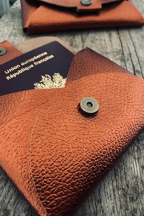 Pochette Passeport