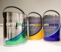 OPTI Paint range