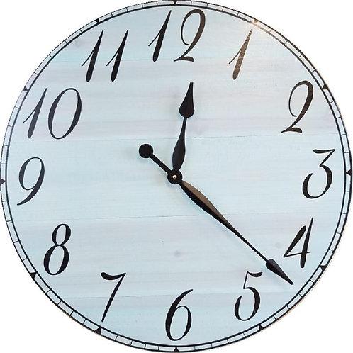 Emily Farmhouse Wall Clock