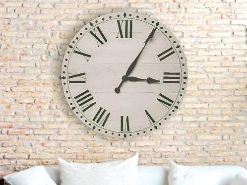 William Farmhouse Wall Clock