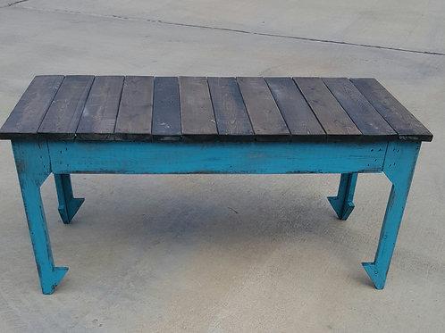 The Boho Coffee Table with Split Arrow Legs