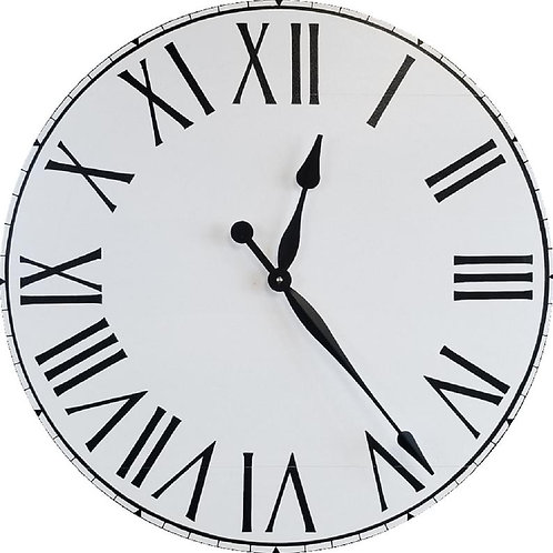Jolene Farmhouse Wall Clock