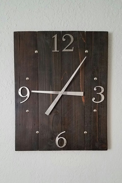 The Penolope Farmhouse Wall clock