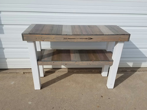 The Austin Farmhouse TV Stand