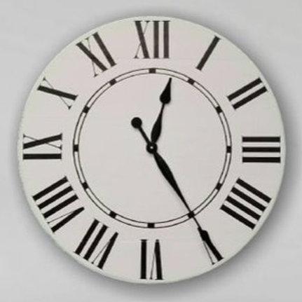 Astrid Farmhouse Wall Clock