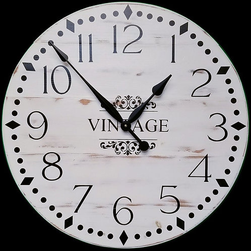 Gracie Farmhouse Wall Clock