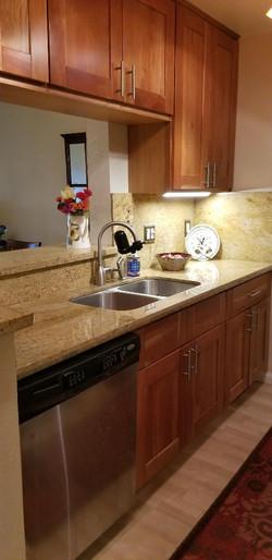 kicthen cabinets