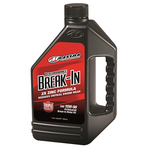 Maxima 15w-50 Break In Oil