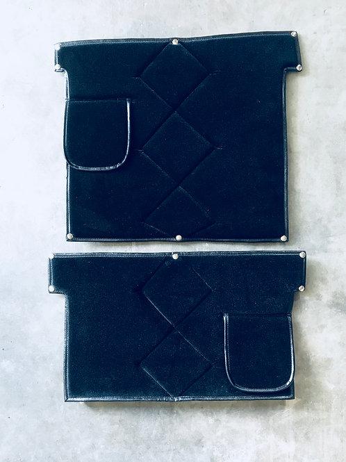 Door Panel Padded Sedan / BLK