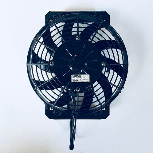 """Oil Cooler 3 Pass 9"""" Fan Only"""