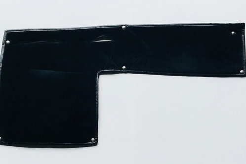 Tunnel Cover Padded - BLK