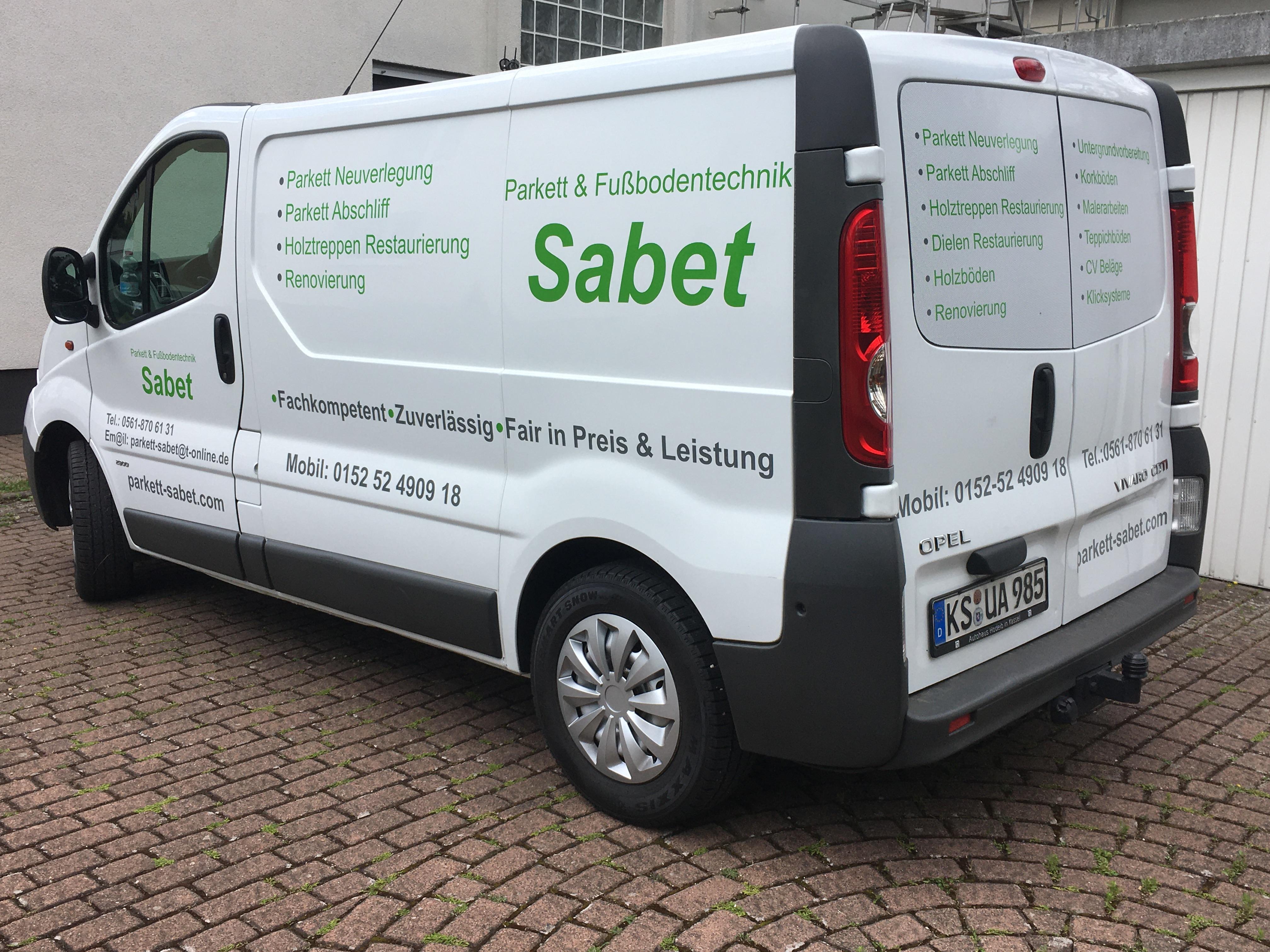 unser Firmen Fahrzeug