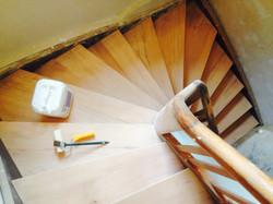 Treppenstufen Neu Versiegeln